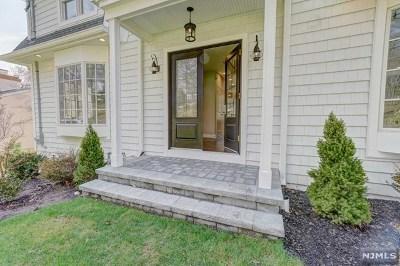 Demarest Single Family Home For Sale: 219 Hardenburgh Avenue