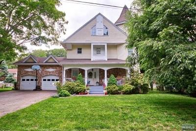 Demarest Single Family Home For Sale: 11 Van Horn Street