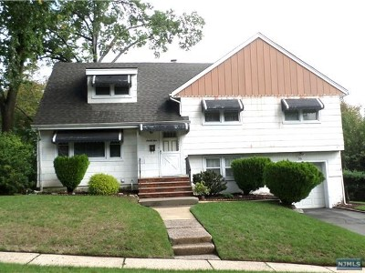 Teaneck Single Family Home For Sale: 99 Hirliman Road