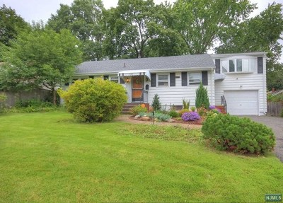 Bergen County Single Family Home For Sale: 305 Hill Terrace
