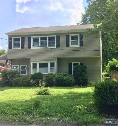 Boonton Town Single Family Home For Sale: 110 River Road