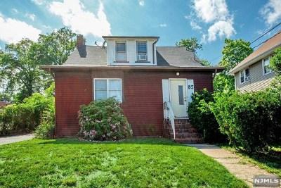 Hackensack Multi Family 2-4 For Sale: 85 Johnson Avenue
