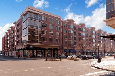 West New York Condo/Townhouse For Sale: 20 Ave At Port Imperial #324
