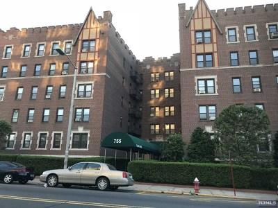Cliffside Park Condo/Townhouse For Sale: 755 Anderson Avenue #3g