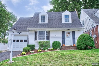 Bergen County Single Family Home For Sale: 460 Forest Avenue