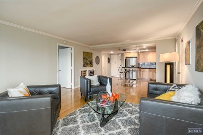 Jersey City Condo/Townhouse For Sale: 700 Grove Street #8j