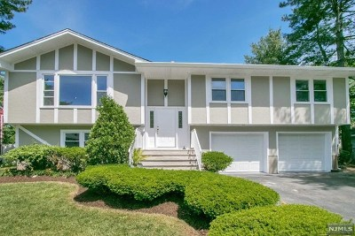 Westwood NJ Single Family Home For Sale: $599,900