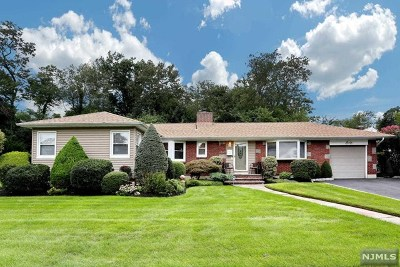 Fair Lawn Single Family Home For Sale: 11-17 Plymouth Drive