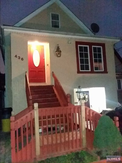 Fairview Single Family Home For Sale: 436 Cliff Street