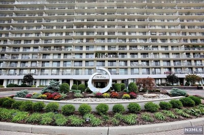 Fort Lee Condo/Townhouse For Sale: 1530 Palisade Avenue #23k