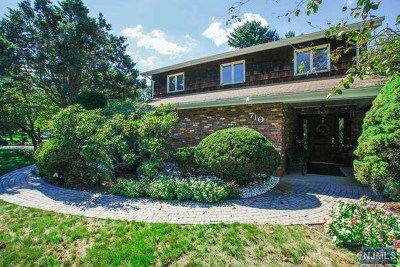 Franklin Lakes Single Family Home For Sale: 710 High Mountain Road