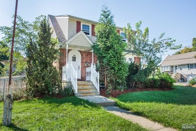Dumont Single Family Home For Sale: 325 West Madison Avenue