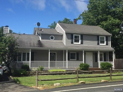 West Milford Single Family Home For Sale: 569 Macopin Road