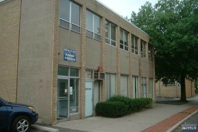 Tenafly Commercial For Sale: 20 Chestnut Street