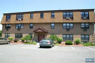 Secaucus Condo/Townhouse For Sale: 380 Front Street #9