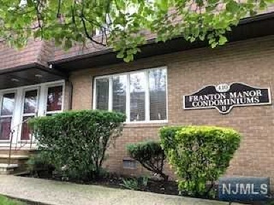 East Rutherford Condo/Townhouse For Sale: 36 Herman Street #B2