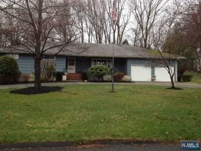 Upper Saddle River Single Family Home For Sale: 2 Thier Lane