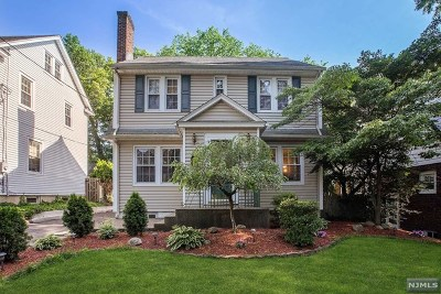 Tenafly Single Family Home For Sale: 14 Oak Avenue