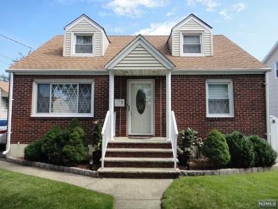 Elmwood Park Single Family Home For Sale: 7 Church Street