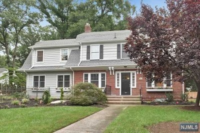 Ridgewood Single Family Home For Sale: 343 North Monroe Street