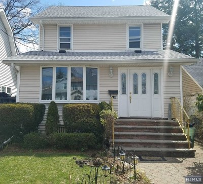 Passaic Single Family Home For Sale: 157 Park Avenue