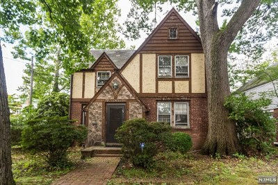 Teaneck Single Family Home For Sale: 373 Briarcliff Road