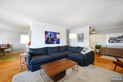 West New York Condo/Townhouse For Sale: 6040 Boulevard East #14j