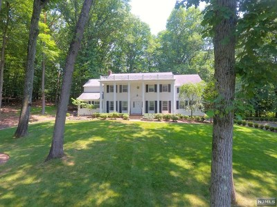 Saddle River Single Family Home For Sale: 22 Fox Hedge Road