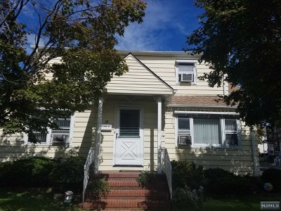 Passaic Single Family Home For Sale: 18 Speer Avenue