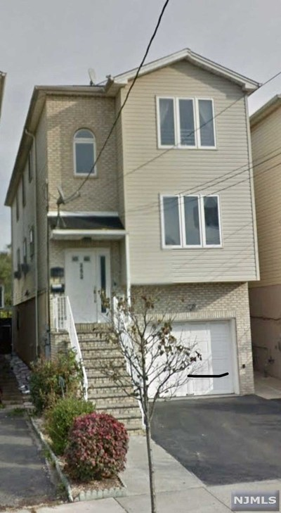 Harrison NJ Rental For Rent: $2,000