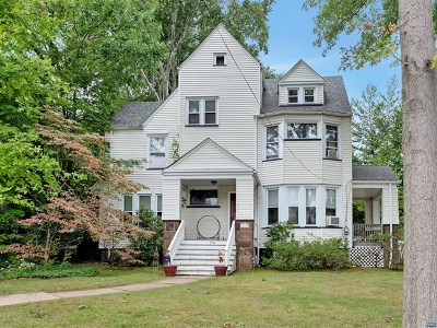 Rutherford Single Family Home For Sale: 174 Home Avenue