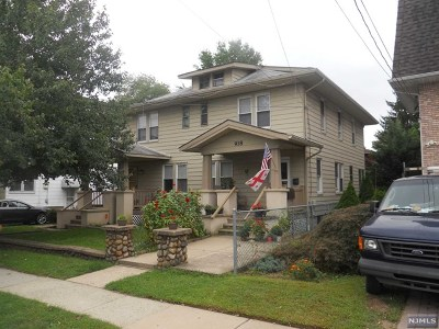 East Rutherford Multi Family 2-4 For Sale: 916-918 Paterson Avenue