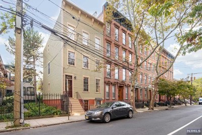 Jersey City Condo/Townhouse For Sale: 245 5th Street #1
