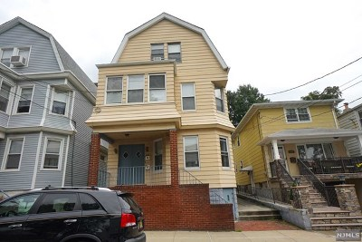 Hudson County Multi Family 2-4 For Sale: 122 Maple Street