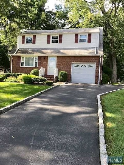 Closter Single Family Home For Sale: 388 Piermont Road