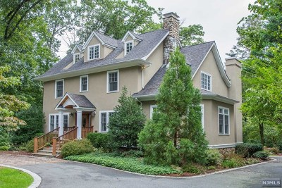 Morris County Single Family Home For Sale: 202 Morris Avenue