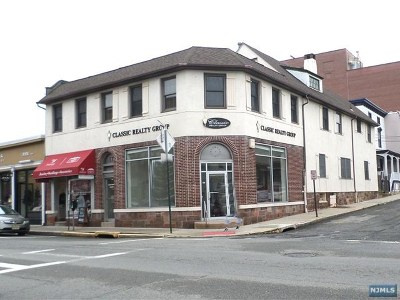 Englewood Commercial For Sale: 17 North Dean Street