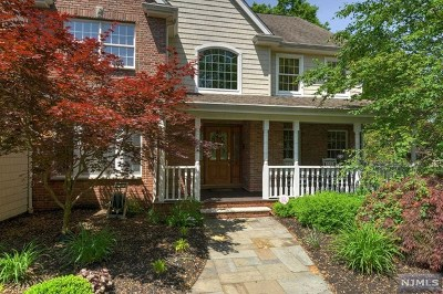 Morris County Single Family Home For Sale: 87 West End Avenue