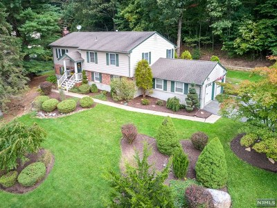 West Milford Single Family Home For Sale: 28 Bisset Drive