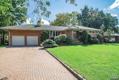 Fair Lawn Single Family Home For Sale: 391 North Plaza Road