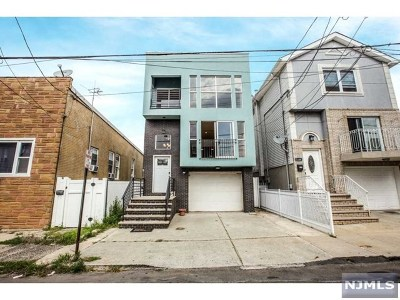 North Bergen Single Family Home For Sale: 1110 72nd Street