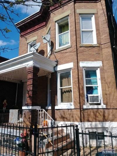 West New York Multi Family 2-4 For Sale: 212 61st Street