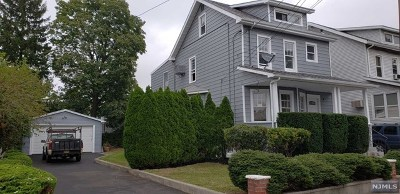 Clifton Multi Family 2-4 For Sale: 162 East 2nd Street