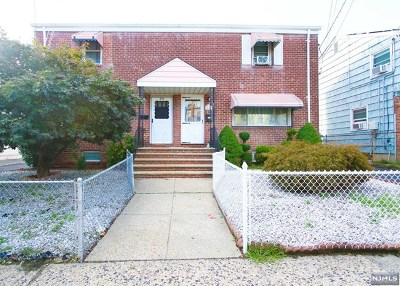 Hudson County Single Family Home For Sale: 245 Highland Avenue