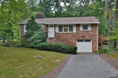 Morris County Single Family Home For Sale: 8 Hearthstone Drive