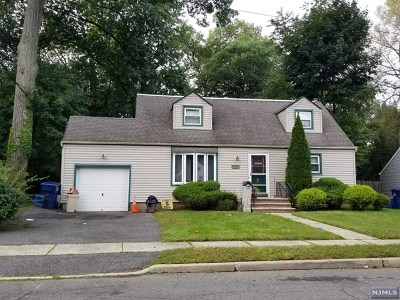Hackensack Single Family Home For Sale: 133 Byrne Street