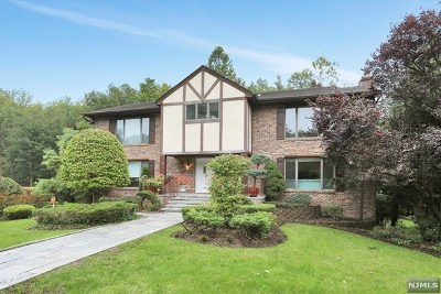 Ridgewood Single Family Home For Sale: 21 Theyken Place