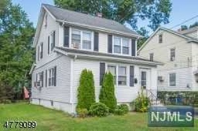 Waldwick Single Family Home For Sale: 12 Smith Street