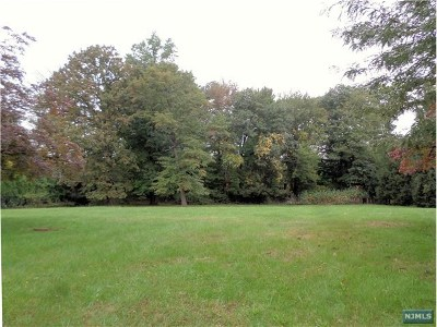 Englewood Cliffs Residential Lots & Land For Sale: 98 Roberts Road