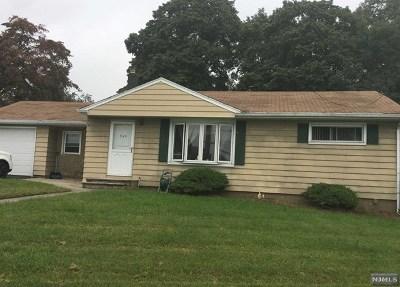 Totowa Single Family Home For Sale: 540 Totowa Road